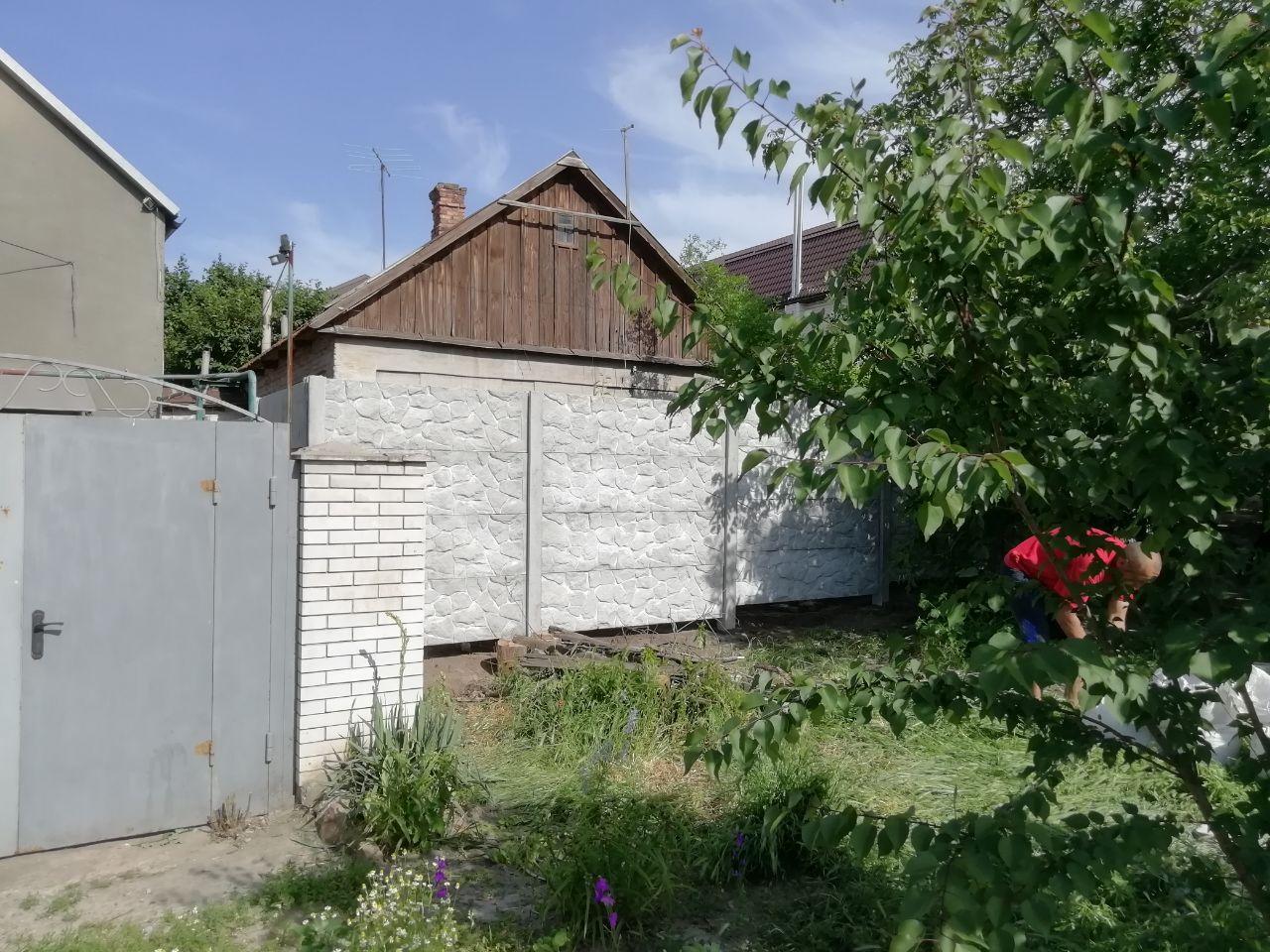 Установка бетонного забора г. Запорожье, ул. Кривоносова 5